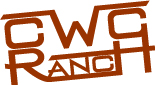 CWC ranch logo